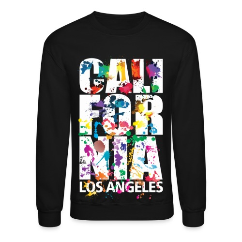 Los Angeles Crewneck Sweatshirt  - Crewneck Sweatshirt
