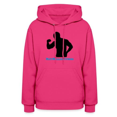 Women's Pink Hoodie - Women's Hoodie