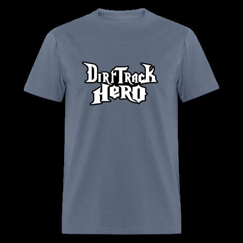 Dirt Track Hero - Men's T-Shirt