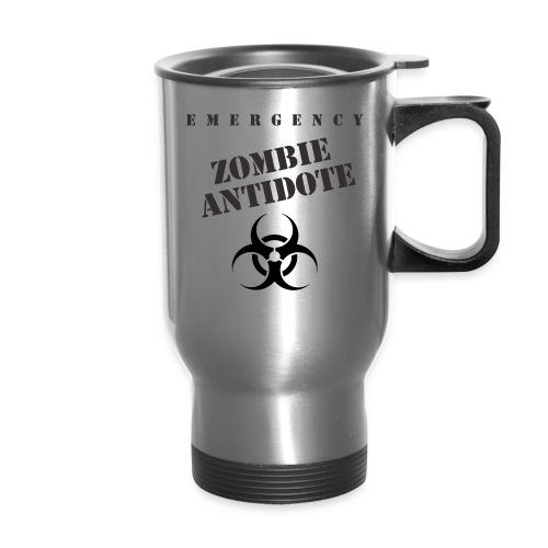 Emergency Zombie Antidote - Travel Mug