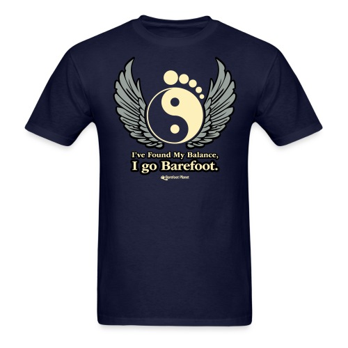 Barefoot Balance 2 - Men's Tee - Men's T-Shirt