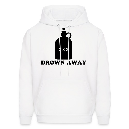 Drown Away - Men's Hoodie