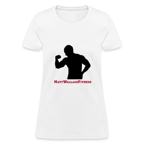 Women's 100% Cotton T-Shirt - Women's T-Shirt