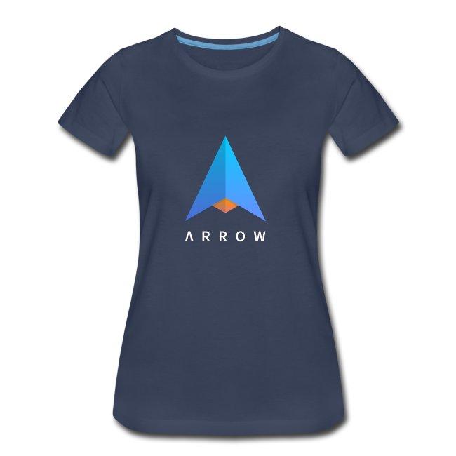 Arrow Logo Shirt (Women s Premium) 4f0087e442