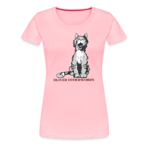 Oliver Otherwords - Women's Premium T-Shirt