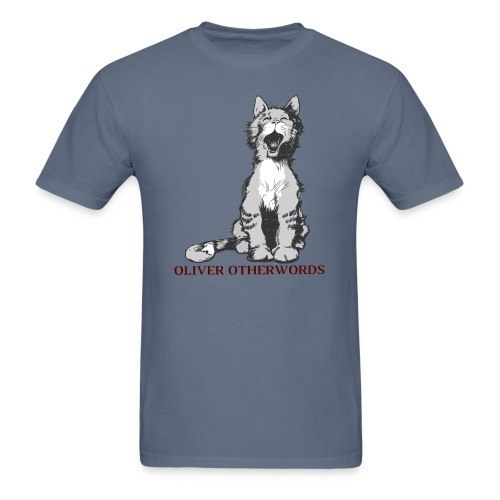Oliver Otherwords men - Men's T-Shirt