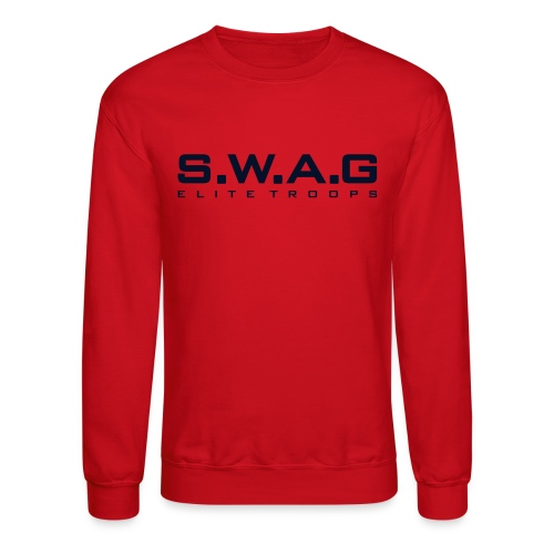 S.W.A.G. Elite Troops - Crewneck Sweatshirt