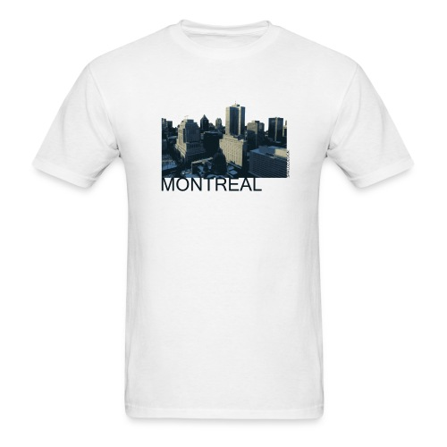 Montreal city - Men's T-Shirt