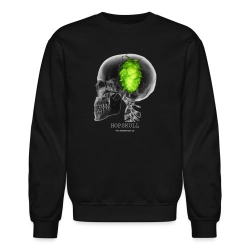 HOPSKULL Men's Crewneck Sweatshirt - Crewneck Sweatshirt
