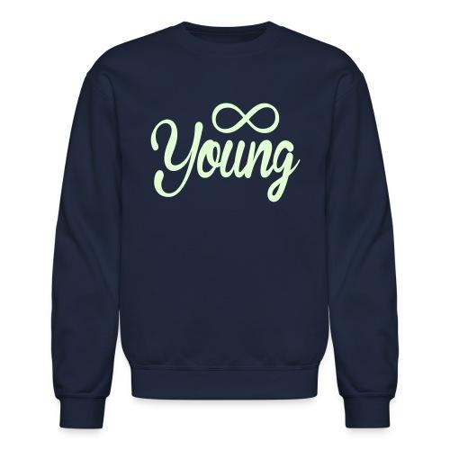 Forever Young - Crewneck Sweatshirt
