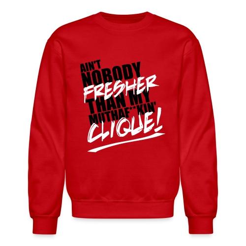 Clique - Crewneck Sweatshirt