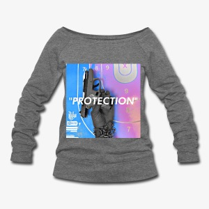 PROTECTION - Women's Wideneck Sweatshirt