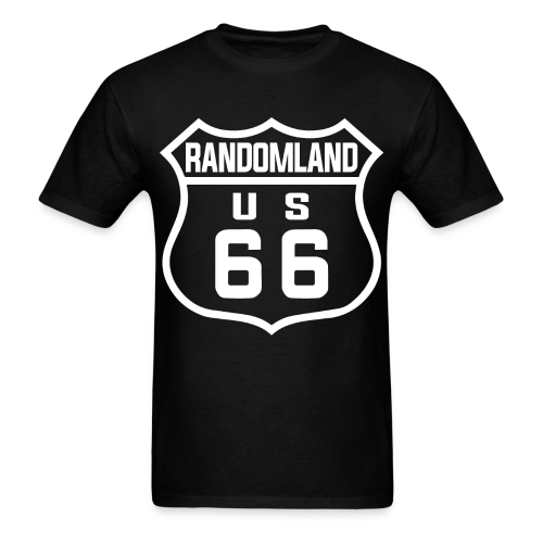Randomland 66 (Mens/Unisex) - Men's T-Shirt