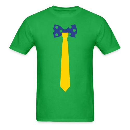 Funny Dress Shirt - Men's T-Shirt
