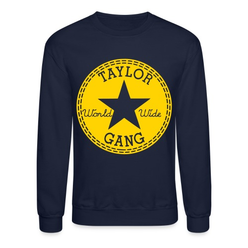 Taylor Gang World Wide - Crewneck Sweatshirt
