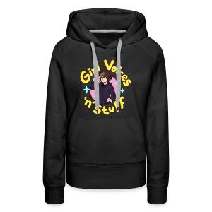 Girl Voices 'n' Stuff - Women's Hoodie - Women's Premium Hoodie
