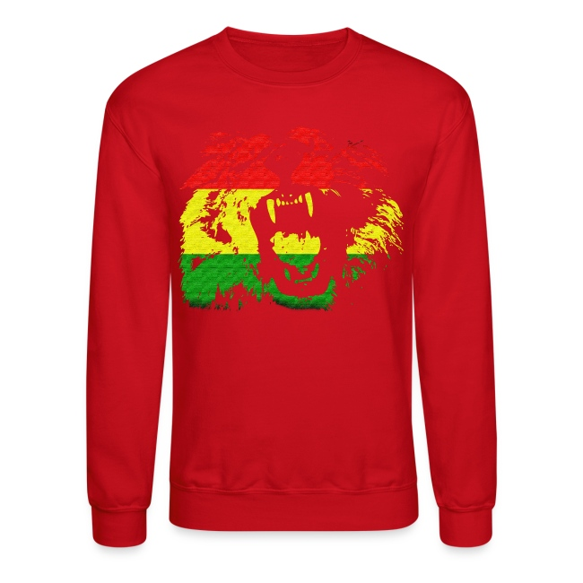 Lion Jamaican Flag