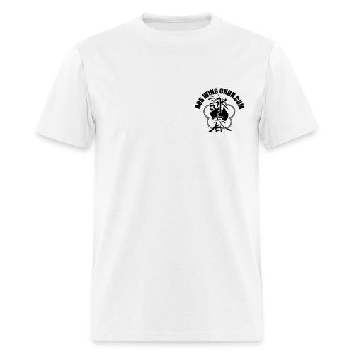 Cotton Aus Wing Chun Adults  - Men's T-Shirt