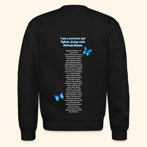 Plus size black sweatshirt - Crewneck Sweatshirt