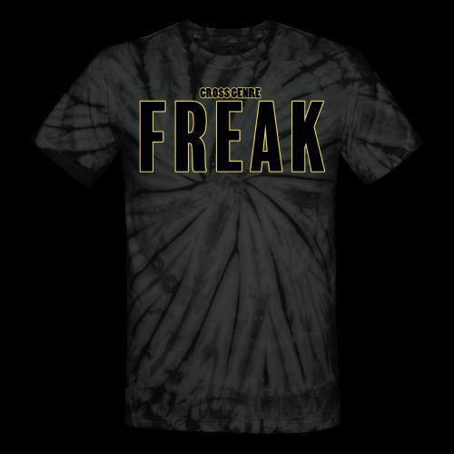 Alien Nation - Cross Genre Freak - Unisex Tie Dye T-Shirt