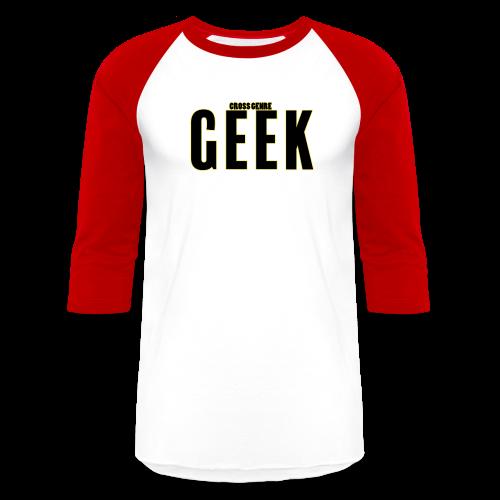 Alien Nation - Cross Genre Geek - Baseball T-Shirt