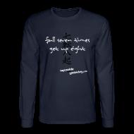 Long Sleeve Shirts ~ Men's Long Sleeve T-Shirt ~ Fall Seven Times