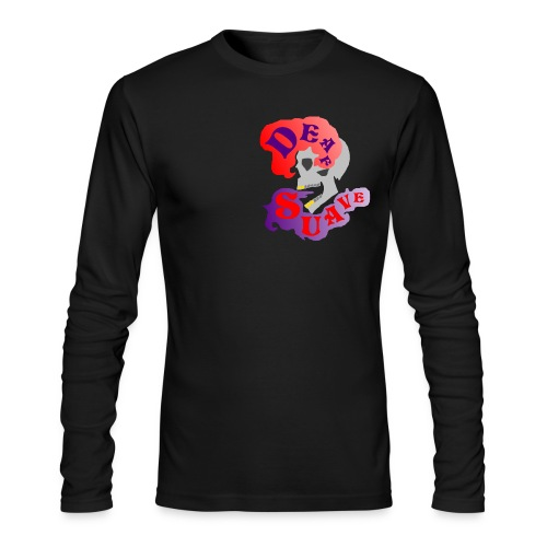 RedxPurp - Men's Long Sleeve T-Shirt by Next Level