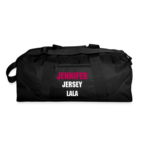 Jennifer LaLa Duffle Bag - Duffel Bag