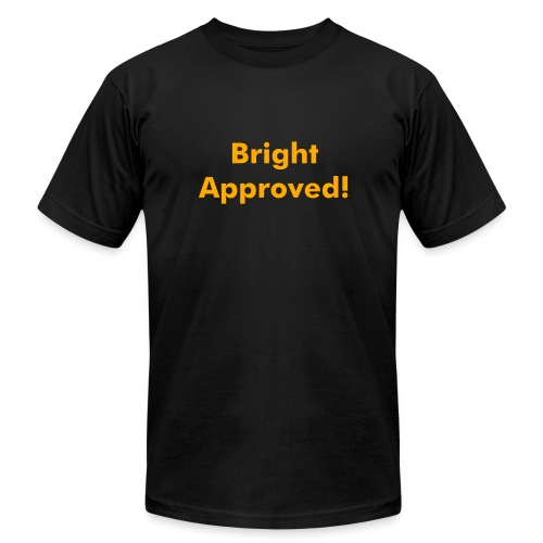 Bright Approved - Men's Fine Jersey T-Shirt