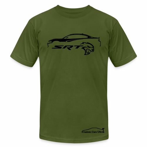 SRT Army T2 - Men's Fine Jersey T-Shirt