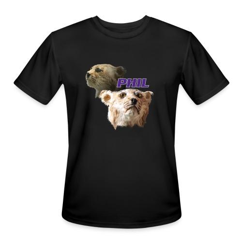 Phil - Men's Moisture Wicking Performance T-Shirt
