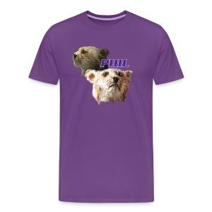 Phil - Men's Premium T-Shirt