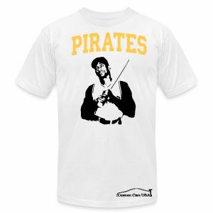 Pirates6 - Men's Fine Jersey T-Shirt