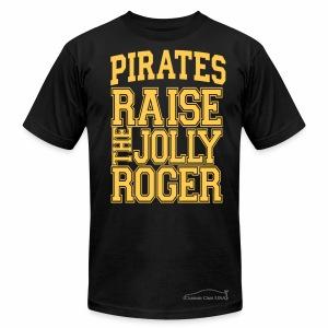 Pirates4 - Men's Fine Jersey T-Shirt