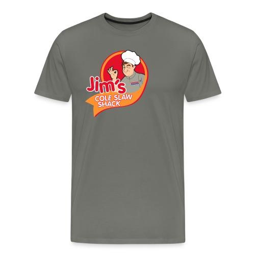 Jim's Coleslaw Shack MENS - Men's Premium T-Shirt