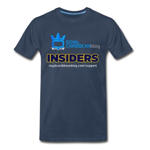 Insider Men's Shirt - Men's Premium T-Shirt