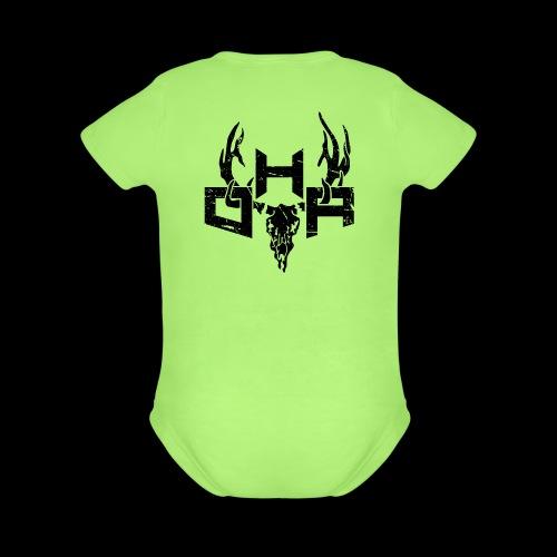Baby Swag - Organic Short Sleeve Baby Bodysuit