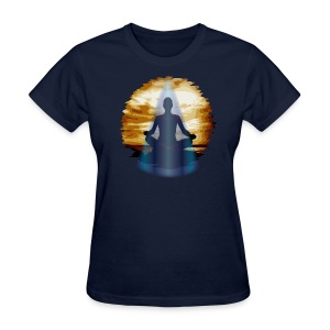 Blue Light - Women's T-Shirt