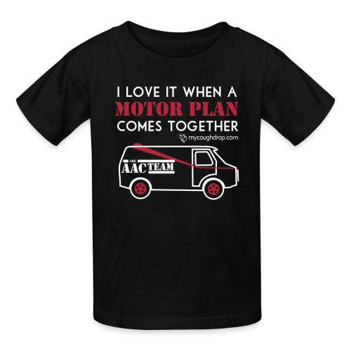Kid's Motor Plan - Kids' T-Shirt