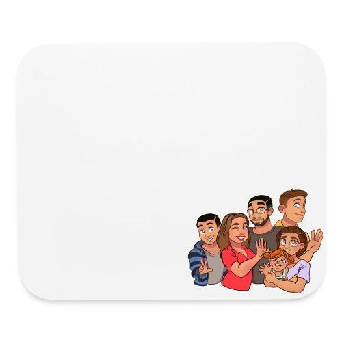 The Foremans Tee - Mouse Pad - Mouse pad Horizontal