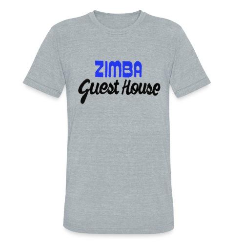 Zimba Guest House (AA) - Unisex Tri-Blend T-Shirt
