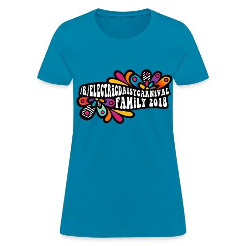 EDC Reddit Family: 2018 - Women's Shirt - Women's T-Shirt