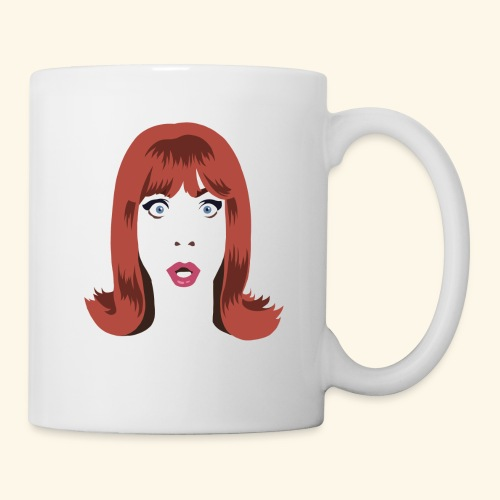 Miss Coco Peru Terry Blas Mug - Coffee/Tea Mug