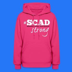 Pink Women's Hoodie #SCADstrong - Women's Hoodie