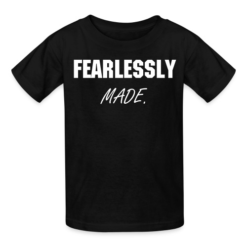 FEARLESSLY MADE COLLECTION KID'S - Kids' T-Shirt