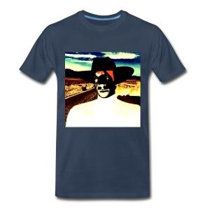 Desert Amnesia Men's Shirt - Men's Premium T-Shirt