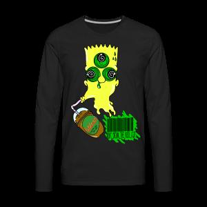 Don't Drink The Kool Aid  - Men's Premium Long Sleeve T-Shirt