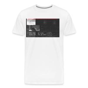 Lonely Bed Men's Shirt - Men's Premium T-Shirt
