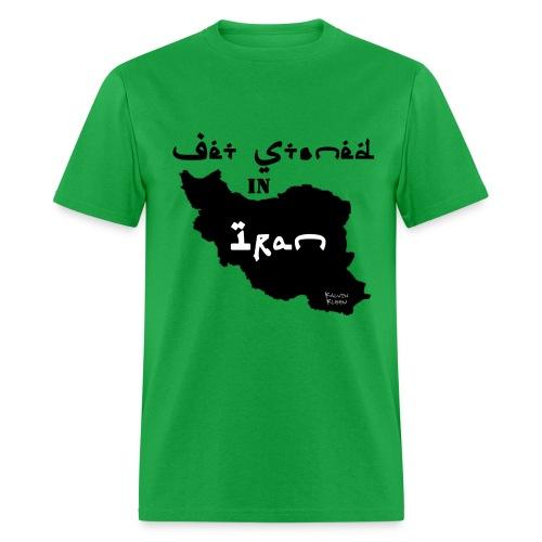 Get Stoned In Iran - Men's T-Shirt