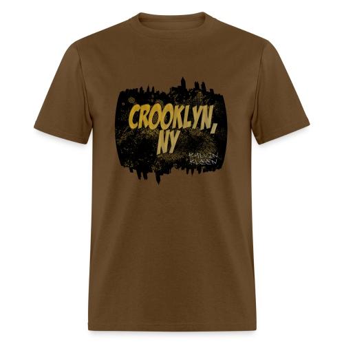 Crooklyn - Men's T-Shirt